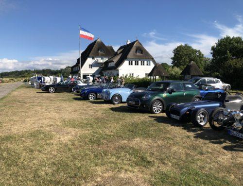 Historic Meeting in Hohwacht: Ein Wochenende unter Freunden mit viel Fahrspaß in Putlos!