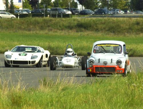Aufruf zur 3. Auflage des historischen Flugplatzrennen in Kassel-Calden