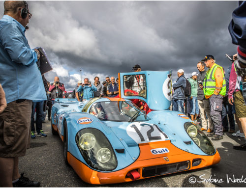 Oldtimer Grand Prix am Nürburgring: Rennfieber aus Sicht der Fotografin Sabine Waskönig