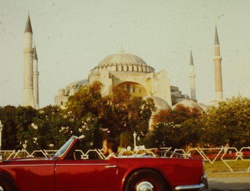 Triumph TR4 Türkei-Abenteuer Teil 1: Aachen – Damaskus und zurück…1984!