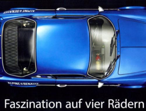 Glanzlichter für die dunkle Jahreszeit – The Art Of Classic Sport Cars!