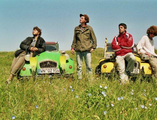 Die lange Reise der Tigerente: Citroën 2 CV mit bewegter Geschichte landet im PS.SPEICHER in Einbeck