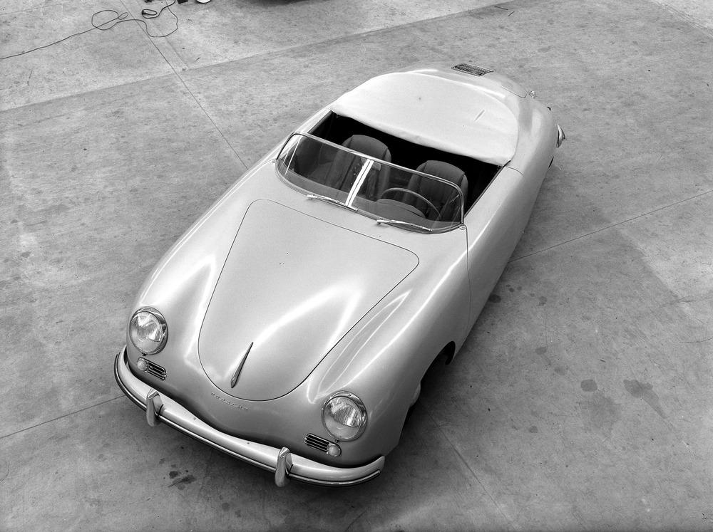 Porsche Speedster Geschichte von 1952 bis heute…