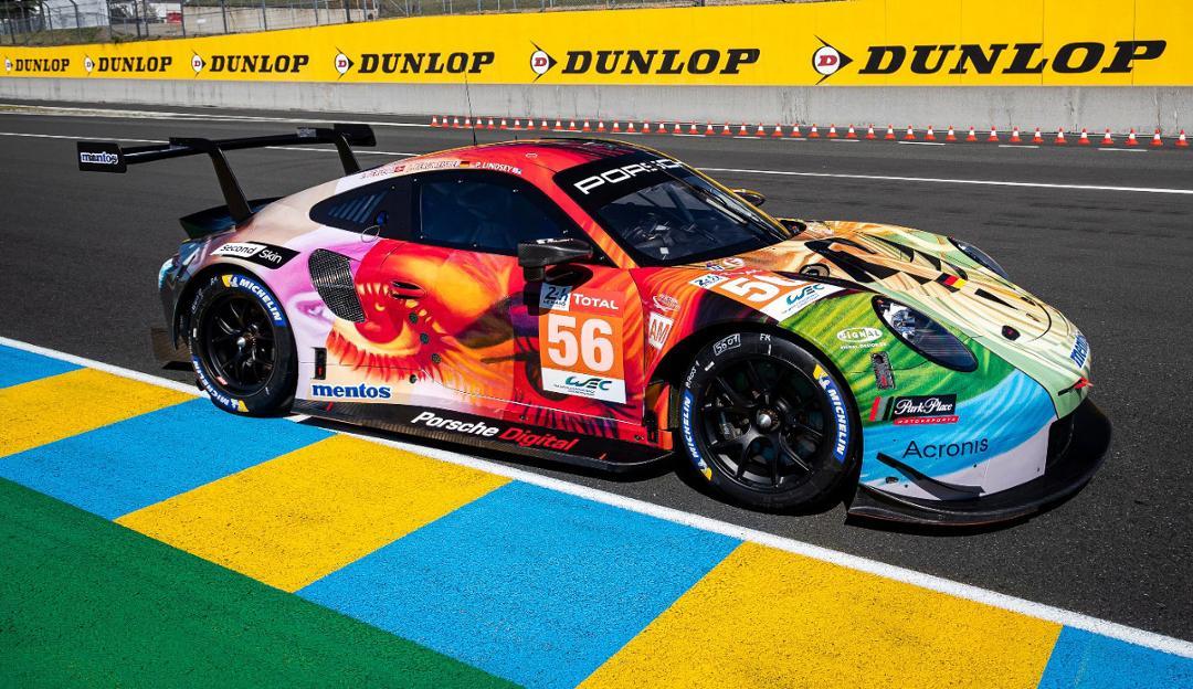 """""""Second Skin"""" – Porsche Digital startet Online-Plattform für Fahrzeugfolierungen"""