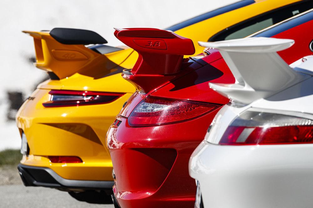 Porsches Spitzensportler wird 20: Herzlichen Glückwunsch 911 GT3!