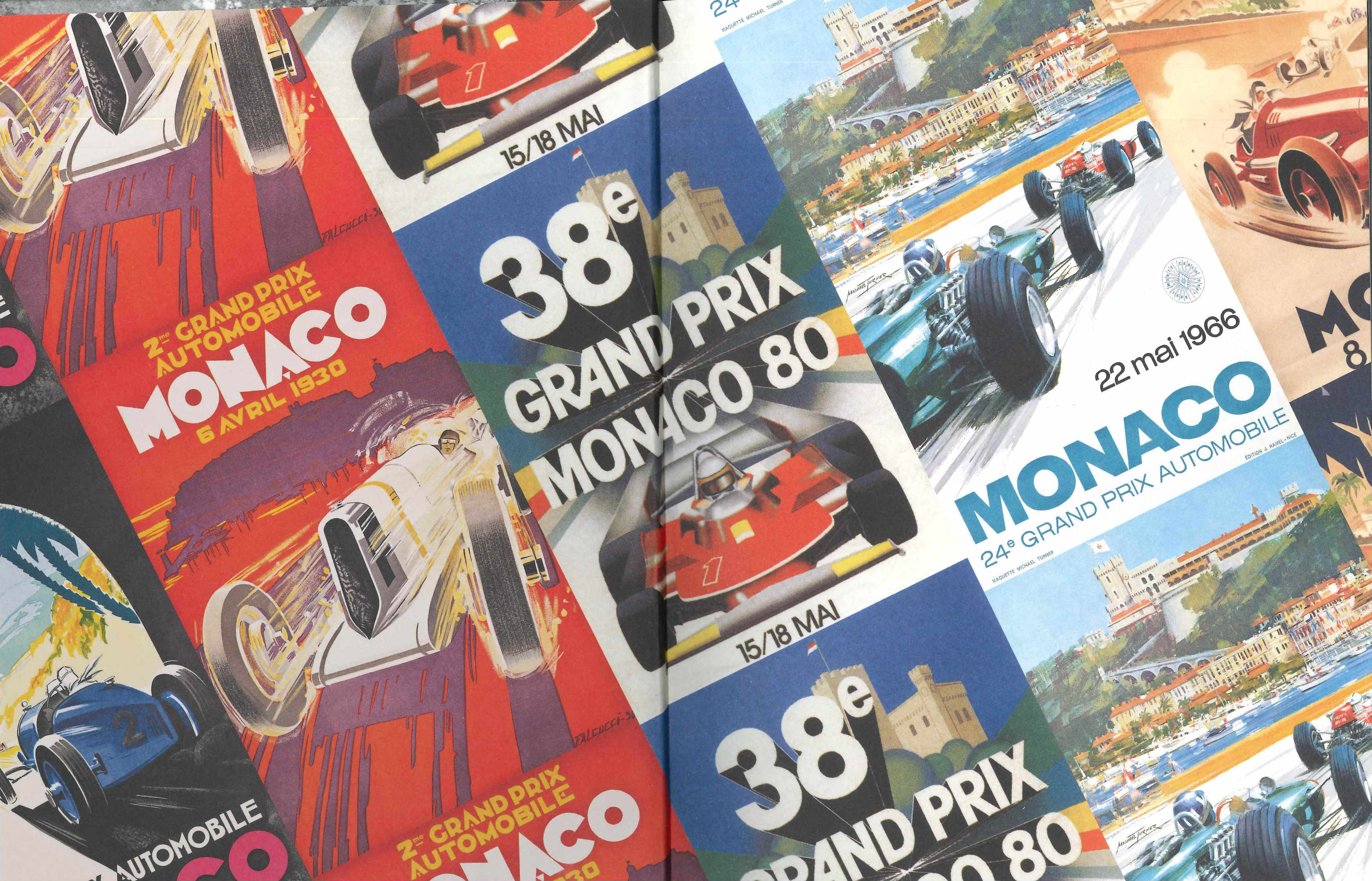 MOTOR LEGENDEN: Monaco Grand Prix – eine wahre Erfolgs-Story!