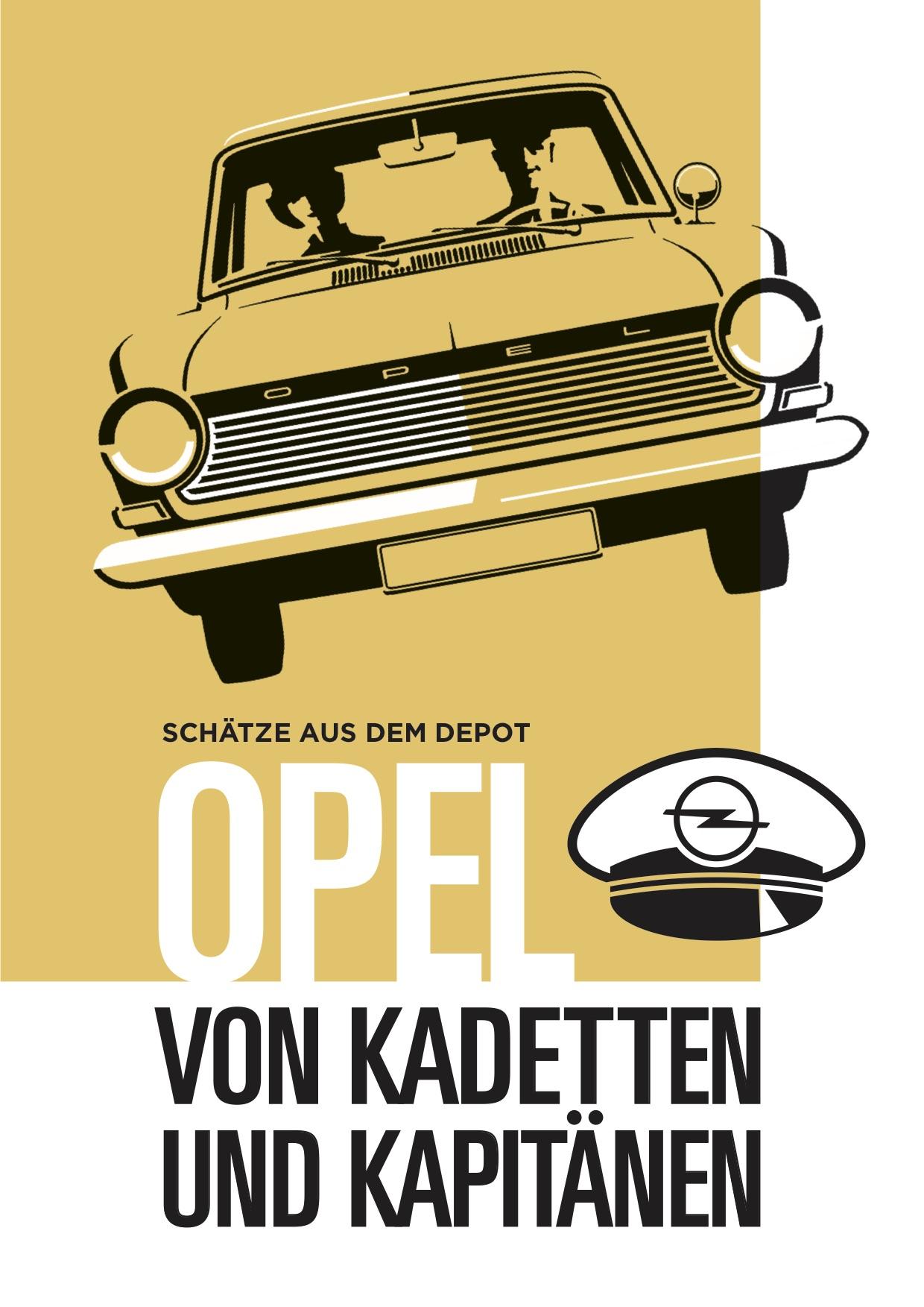 Die Kapitäne kommen nach Einbeck: Opel Sonderausstellung im PS.SPEICHER