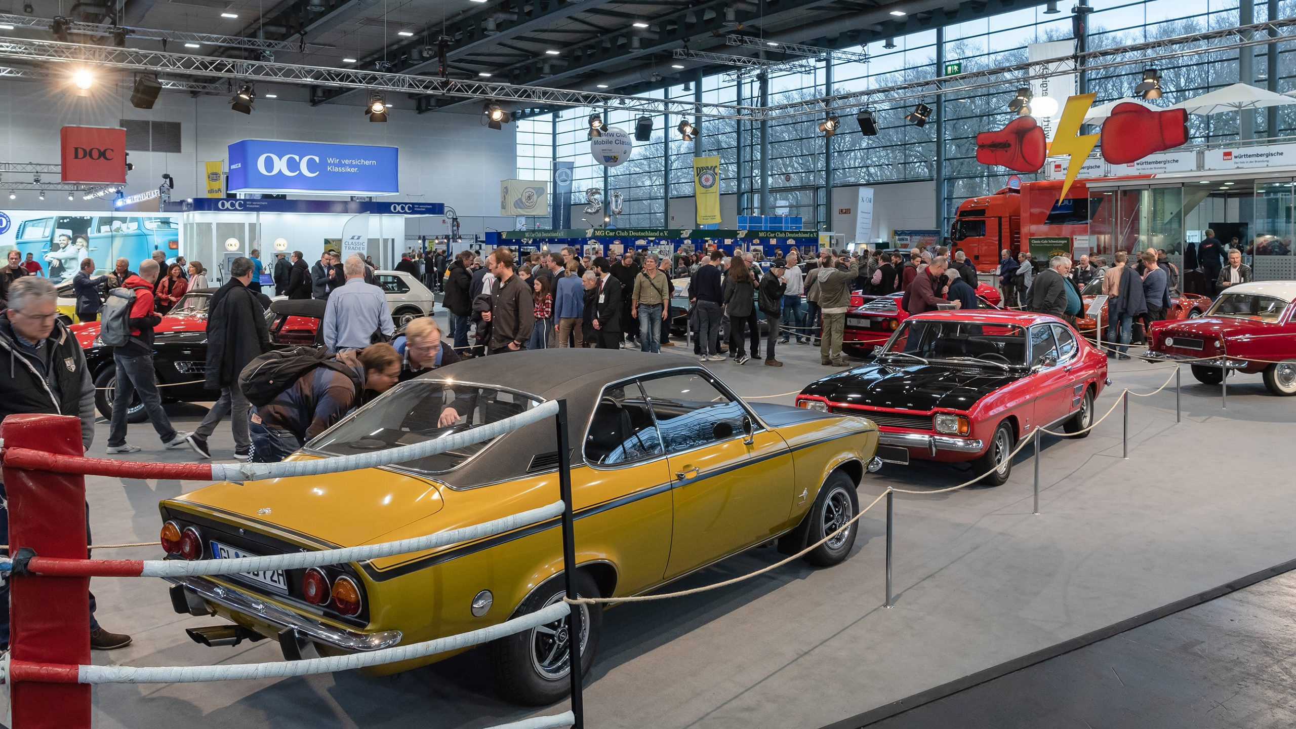 Ein Tag in Bremen auf der Classic Motorshow 2020