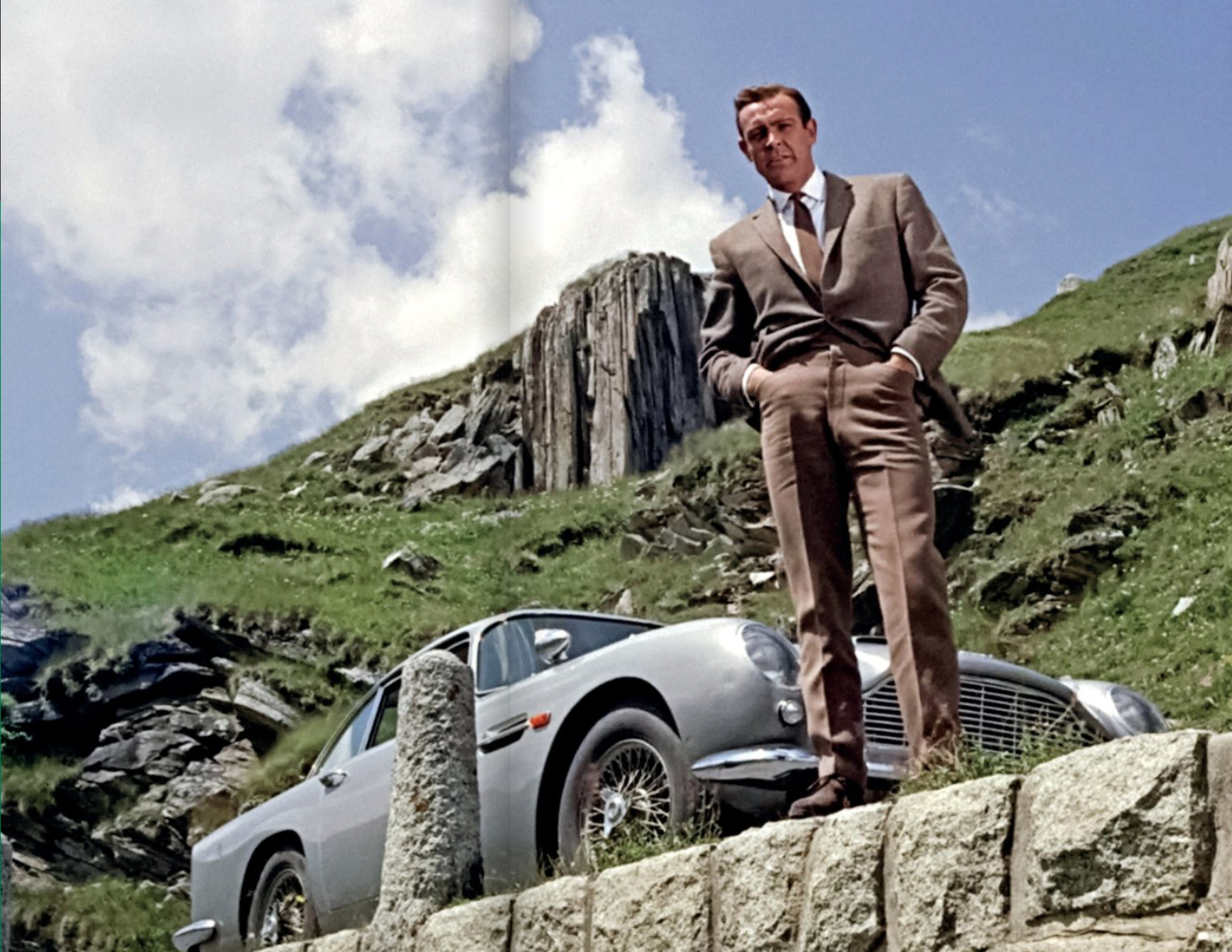 James Bond Fahrzeuge: So spannend wie die Filme selbst!
