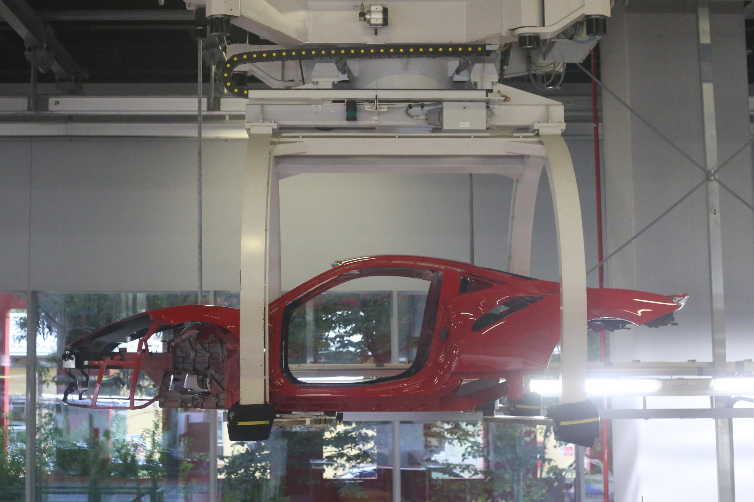 Wenn auch die Vorfreude der Weg zum Ziel wird: Uwe's neuer Ferrari 488 Pista!