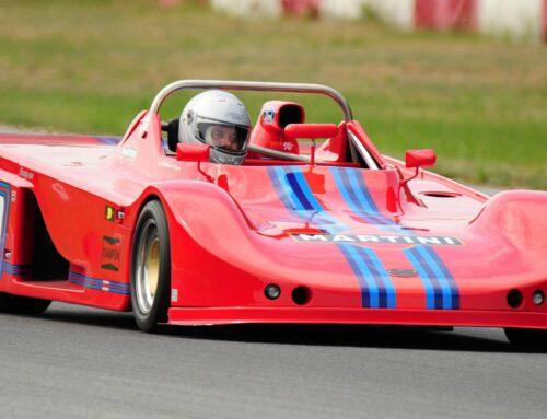 Royale RP 37/38: Lars schöner Sports 2000 Rennwagen