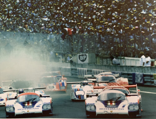 Porsche und der Mythos Le Mans: Im Doppelpack neu beim Motorbuch Verlag