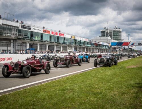 11. Vintage  Meeting am Nürburgring – Wir sind dabei bei der Zeitreise in die goldenen Jahre des Motosport