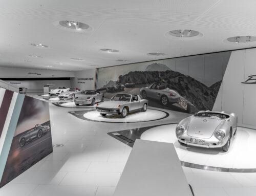 """""""25 Jahre Boxster"""" – Virtuelle Führung durch die Sonderschau im Porsche Museum"""