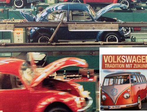 Buchtipp: Umfassender Einblick in die Modellgeschichte von Volkswagen
