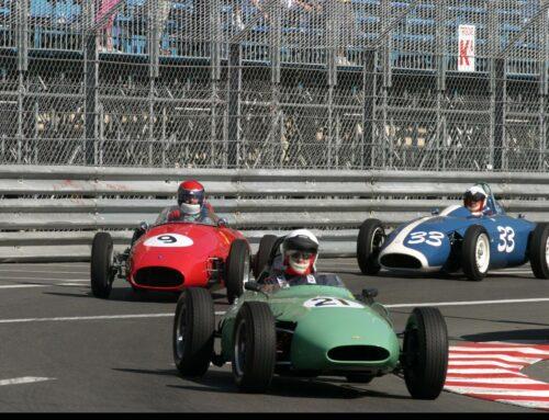 Dietrichs Rückblick auf den Monaco Historique Grand Prix (MHGP) 2004
